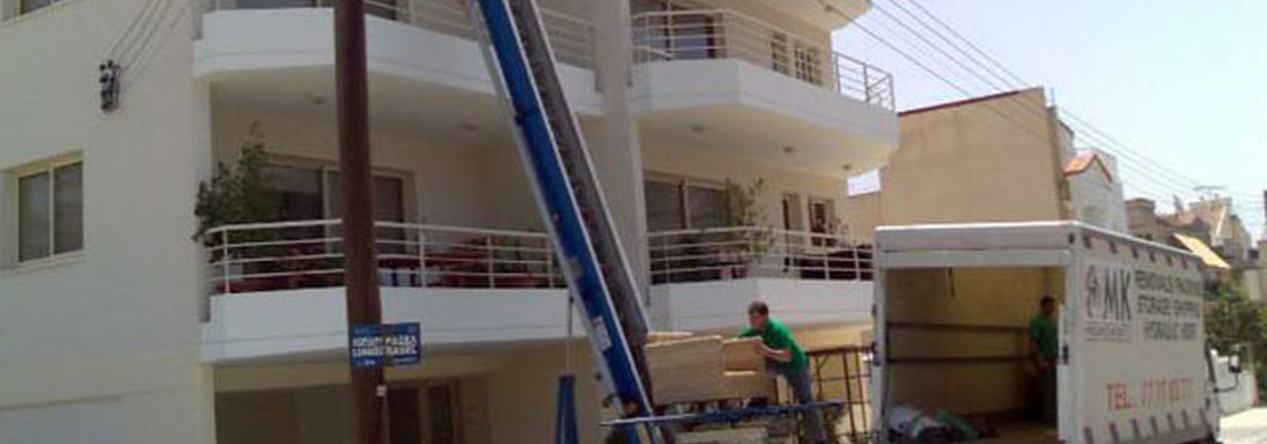 Cyprus Removals Companies - Make the right choice